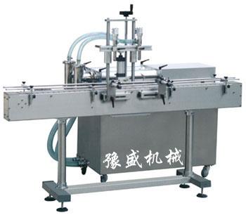 自动定量液体灌装机原理图片