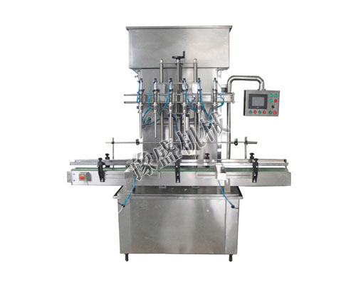 电动液体灌装机