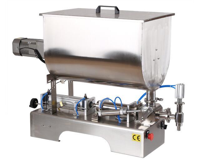 蘑菇酱装机灌装机