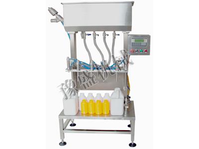 农药/玻璃水液体灌装机
