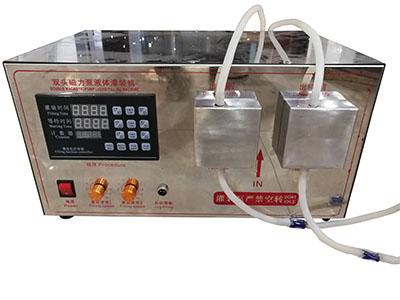 腐蚀性液体灌装机工作原理